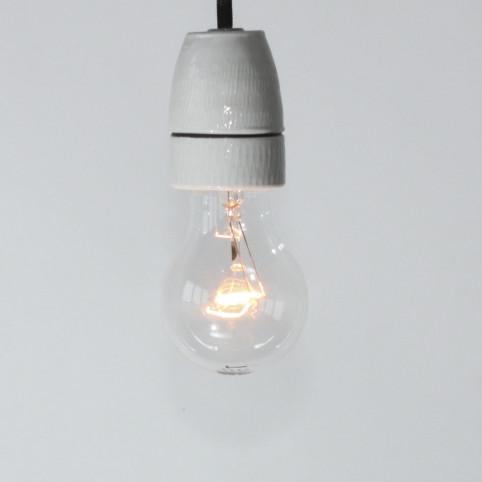 Glühbirne klar, E27, 40W