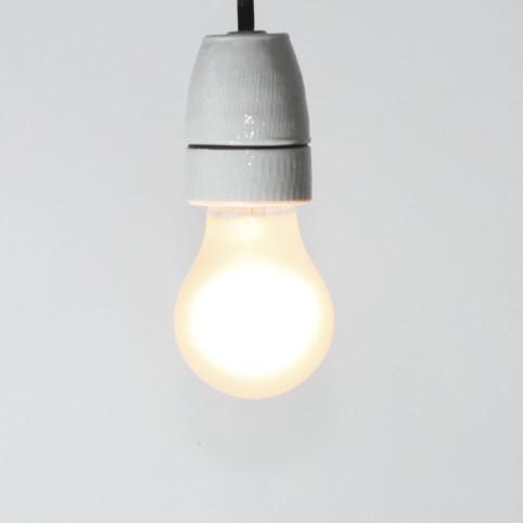 Birnenlampe matt, EcoHalogen, E27,  28W