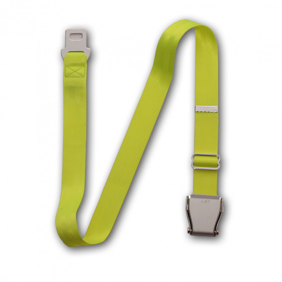 Magazine rack bendix neon yellow