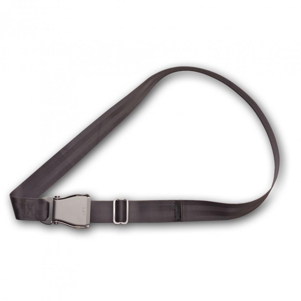 Airplaine belt bendix - gray