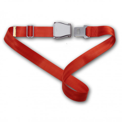 Airplaine belt bendix - orange