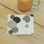 Schwammtuch furbi: 10 Kreise und 1 Rechteck
