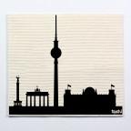 Schwammtuch furbi: Skyline Berlin