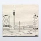 Schwammtuch furbi: Berlin Alexanderplatz