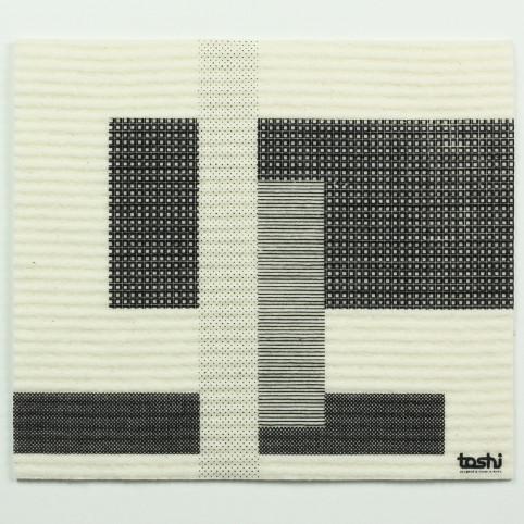 sponge cloth furbi: 4 rectangulars