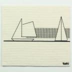 Sponge cloth furbi: Boats