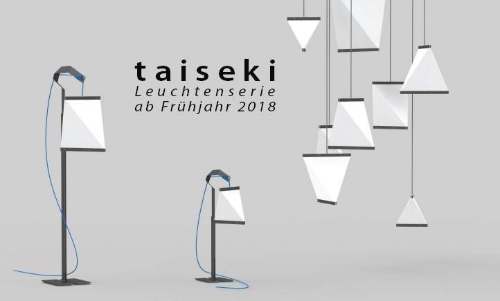 taiseki - Neu in 2018