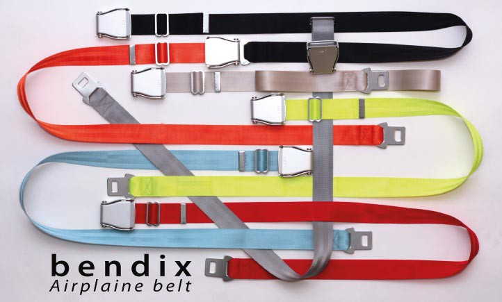 bendix airplane belts