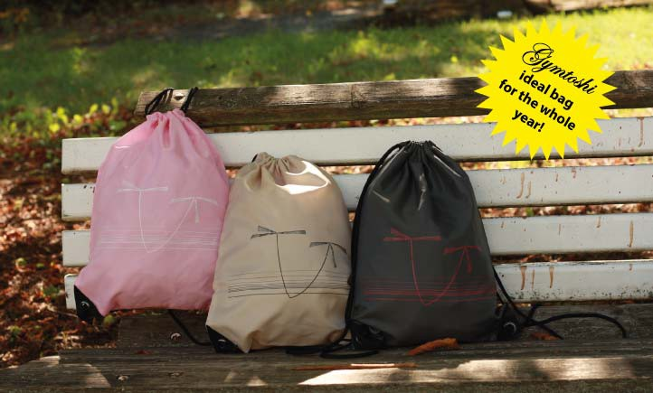 gym bags by toshi