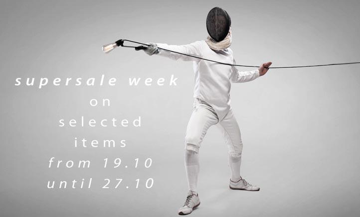 supersale week Okt 2016